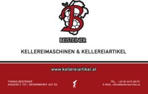 Logo Kellereimaschinen Beisteiner