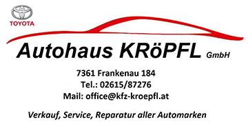 Logo Autohaus Kroepfl