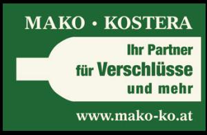 Logo Mako Kostera Verschlüsse