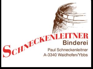 Logo Schneckenleitner-Binderei