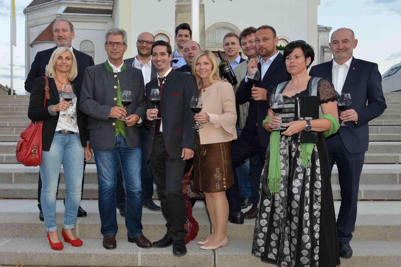 Eröffnung Rotweinfestival Deutschkreutz