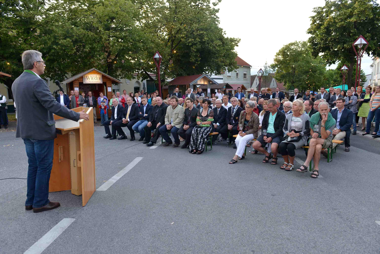 Eröffnung Weinfestival