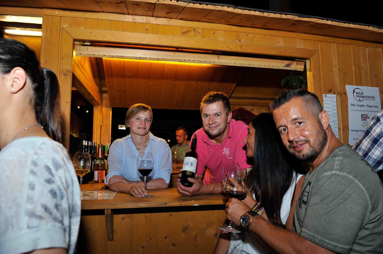 Weingut Wolf Rotweinfestival