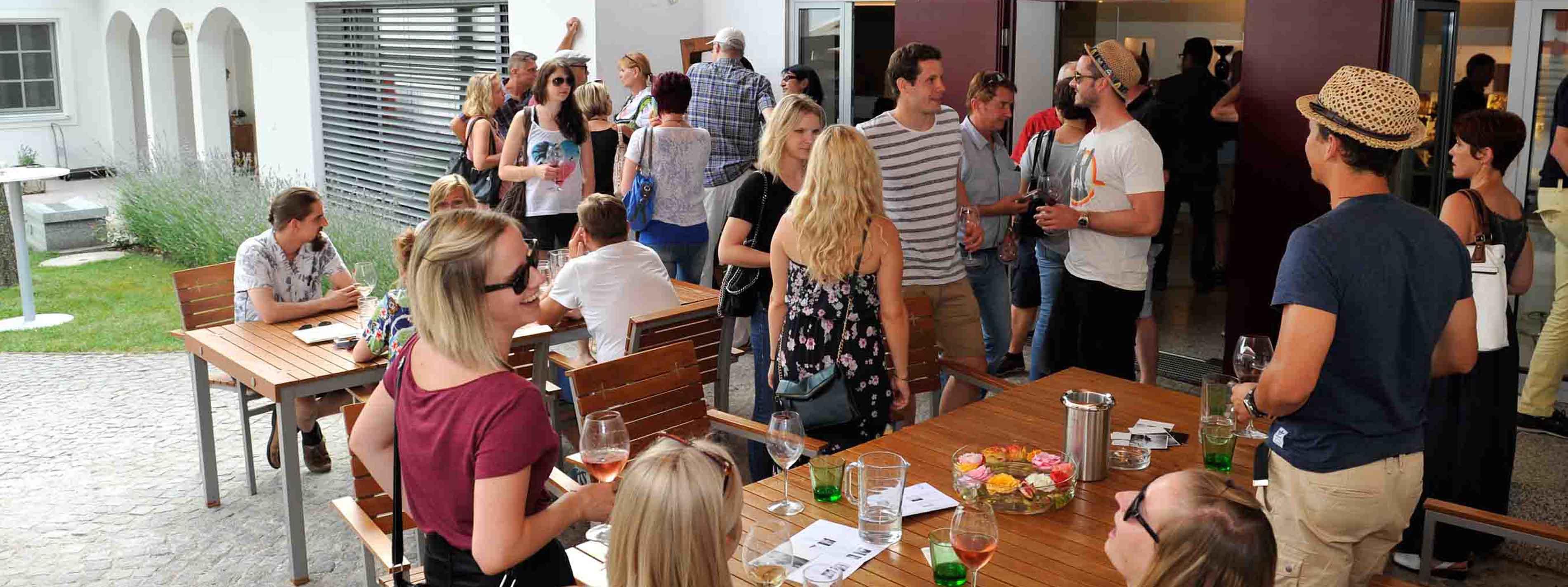 Programm Rotweinfestival DK 2019